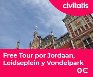Free tour jordaan