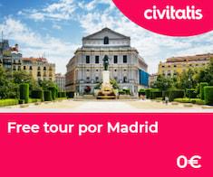 Free tour por Madrid para pasar año nuevo