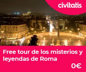 Free tour de los misterios y leyendas de Roma