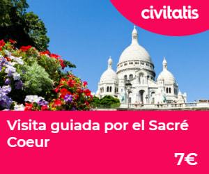 museos gratis de paris visita sacré coeur