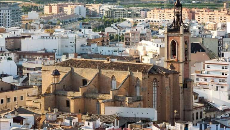 Qué ver en Sagunto: Iglesia de Santa María