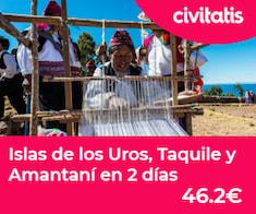 El Lago Titicaca, un patrimonio único en el Altiplano