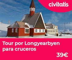 Viajar a Svalbard