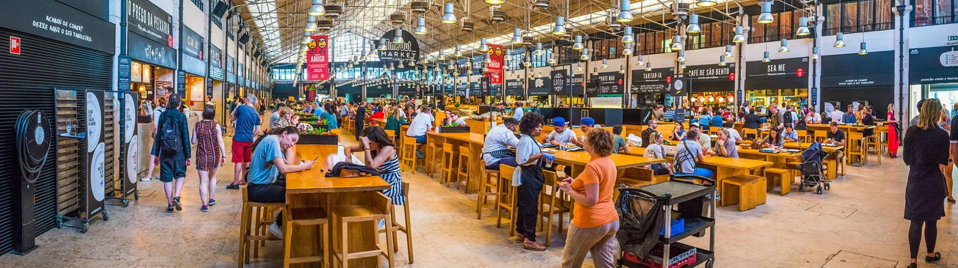 Mercados de Lisboa | Portugal | Portada