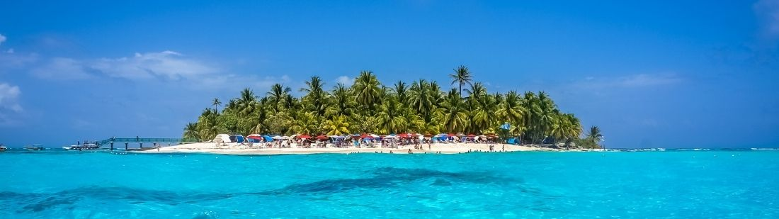 portada islas de Colombia