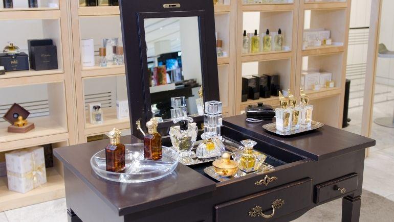 que comprar en París perfumes