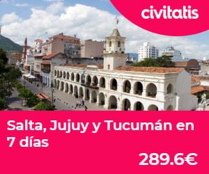 Salta Jujuy y Tucumán
