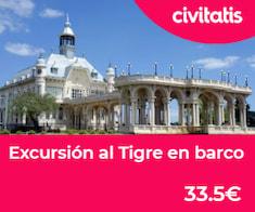 El Tigre, en Buenos Aires, la escapada perfecta
