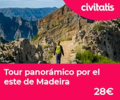 Tour panorámico este de Madeira