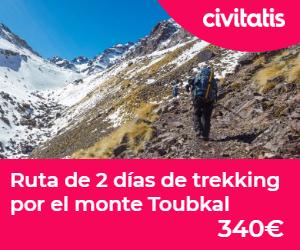 donde alojarse en marrakech   2 dias trekking toubkal