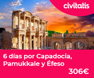 6 dias por Capadoccia, Pamukkale y Éfeso desde Estambul