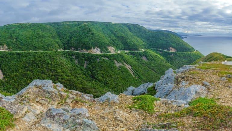 Parques Nacionales Canadá Cape Breton