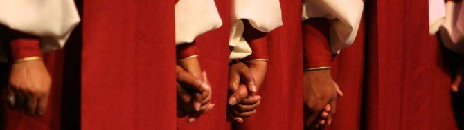 Misa góspel en Nueva York, un oficio religioso con estilo único