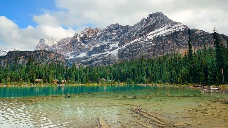 Parques Nacionales Canadá Yoho