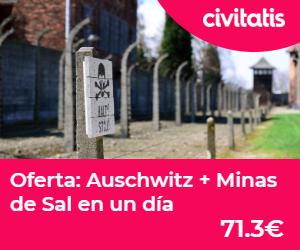 visitar auschwitz + minas de sal