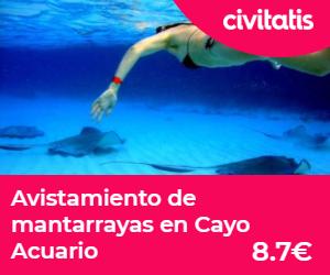 islas de colombia avistamiento mantarrayas