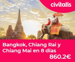 wat-mahathat bangkok chiang rai y chiang mai 8 dias