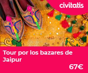 post ¿cual es la mejor epoca para viajar a la india? - bazares jaipur