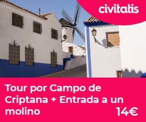 Tour Campo Criptana + Molino