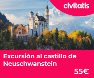 Ruta romantica de Alemania castillo Nwuschwanstein