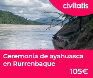 Ceremonia del Ayahuasca