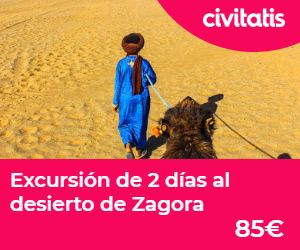 Siete razones para visitar el desierto de Zagora
