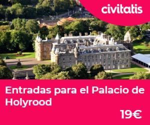 palacio de holyrood, El Palacio de Holyrood, la residencia real en Escocia