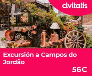Excursión a Campos do Jordao