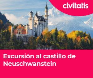 Castillo de Neuschwanstein, el castillo del Rey Loco