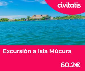 islas de colombia múcura