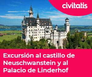 Castillo del Rey Loco  y Palacio de Linderhof