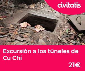 tuneles cu chi excursion
