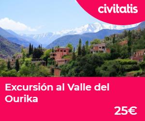 donde alojarse en marrakech  valle de ourika