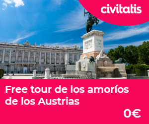 Free tour amoríos de los Austrias