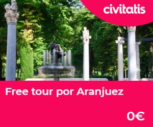 Free tour Aranjuez