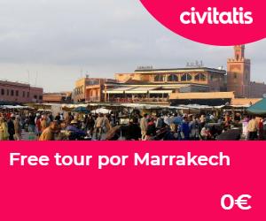 donde alojarse en marrakech free tour