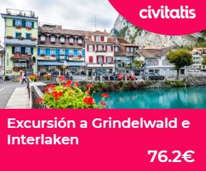 Interlaken y Grindelwald desde Ginebra