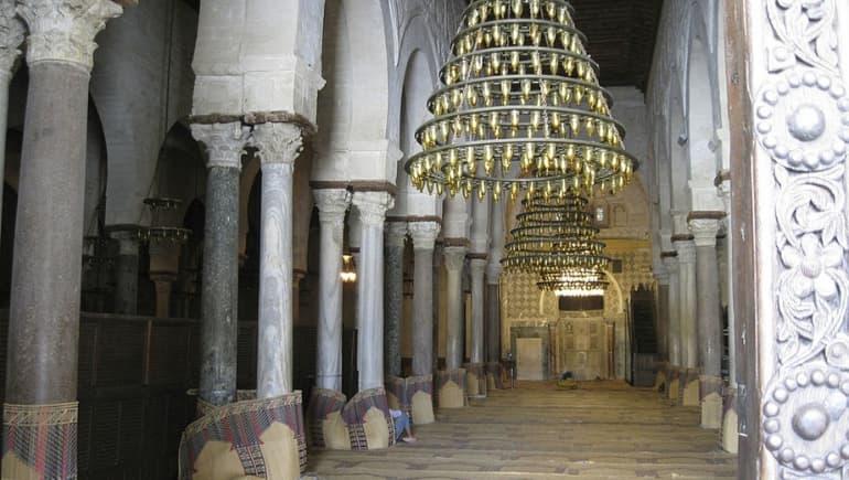 La Gran Mezquita de Kairouan, el templo musulmán más grande de África