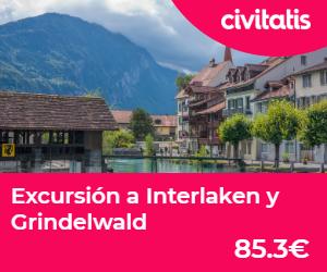 Interlaken y grindelwald desde zurich