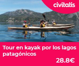 Ruta 40 - Kayak lagos patagónicos