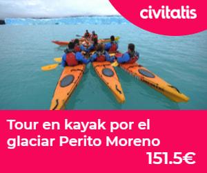 Ruta 40 - Kayak Glaciar