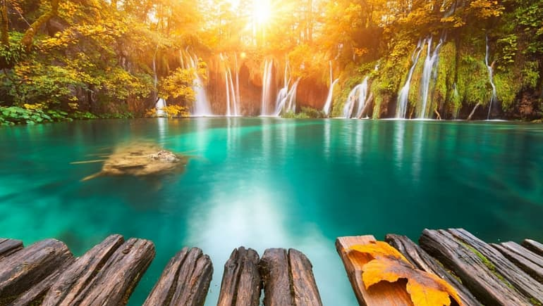 Parque Nacional de los lagos de Plitvice, Guía para visitar el Parque Nacional de los Lagos de Plitvice