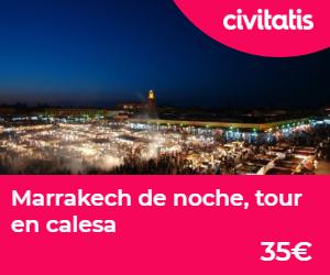 donde alojarse en marrakech tour en calesa