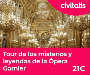museos gratis de paris misterios y leyendas opera garnier