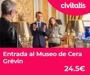 museos gratis de paris museo de cera grevin
