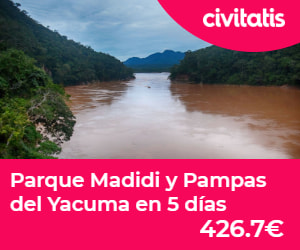 Parque Nacional Madidi y Pampas del Yacuma