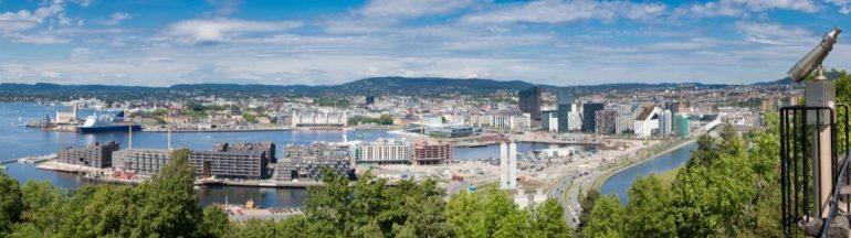 Oslo Pass | Noruega | Portada