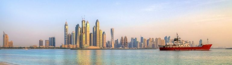 playas de Dubái portada