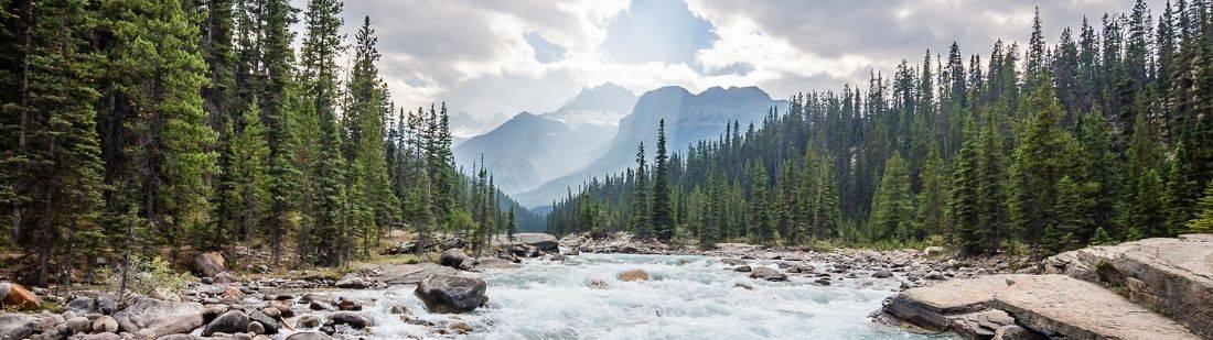 portada parques nacionales de Canada