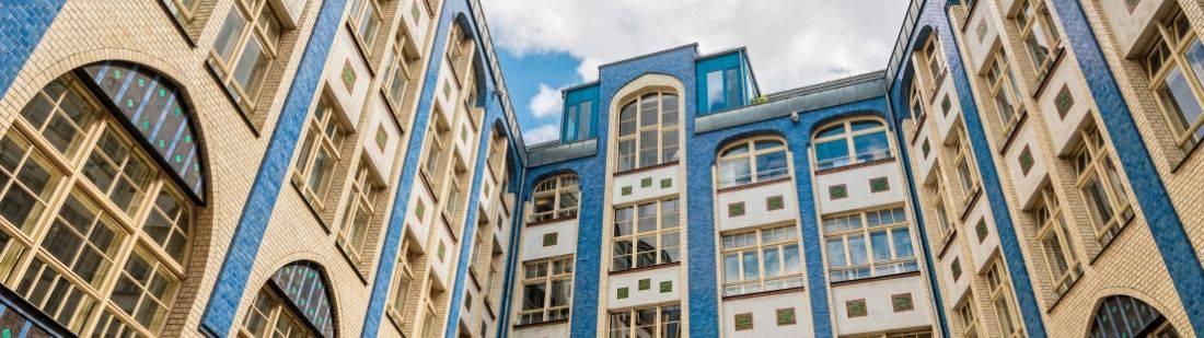 barrio judío de berlín portada